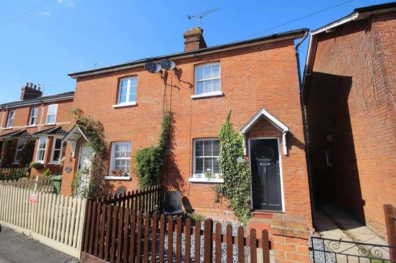 2 Bedrooms Semi Detached House for sale in Honeysuckle Cottage, Binfield
