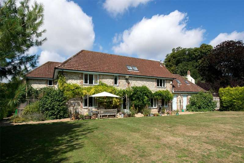 5 Bedrooms Barn Conversion Character Property for sale in Godmanstone, Dorchester, DT2