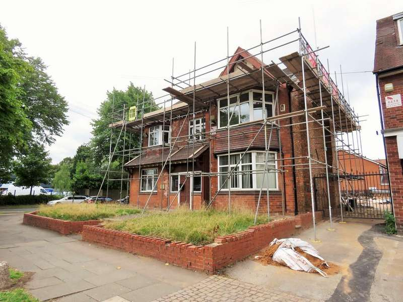 Land Commercial for sale in Stratford Road, Hall Green