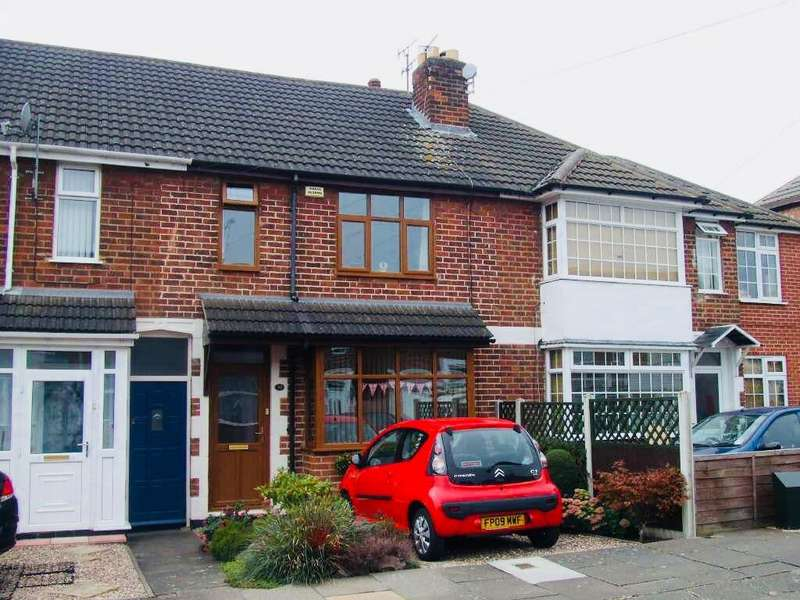 2 Bedrooms Town House for sale in Totland Road, Off Groby Road, Leicester, Leicestershire, LE3 9AL