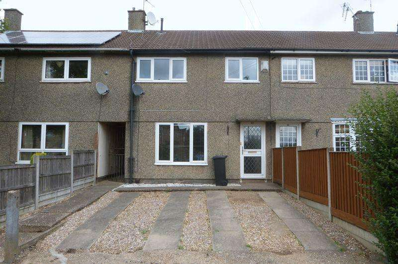 3 Bedrooms Terraced House for sale in Ambleside Drive, Leicester