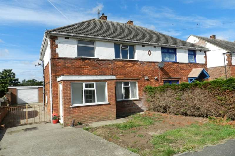 3 Bedrooms Semi Detached House for sale in Rutland Road, Mablethorpe, LN12