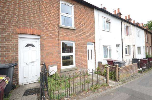 2 Bedrooms Terraced House for sale in Pell Street, Reading, Berkshire