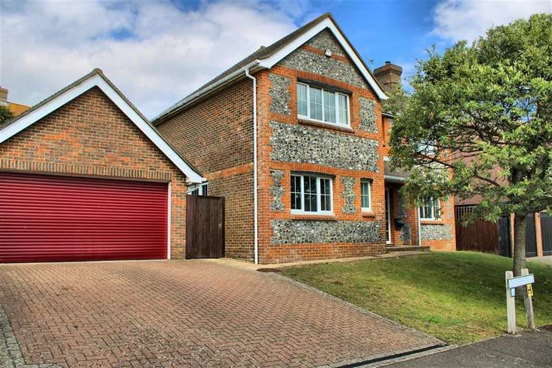 4 Bedrooms Detached House for sale in Duchess Drive, Seaford, East Sussex
