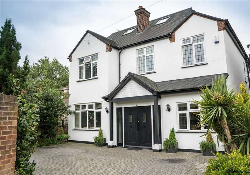 5 Bedrooms Detached House for sale in Cranborne Avenue, Southall, Middlesex
