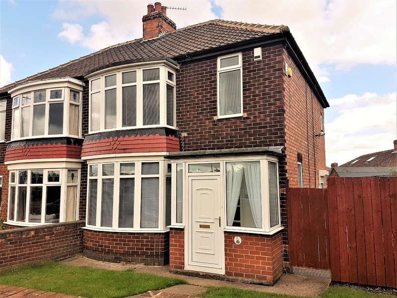 3 Bedrooms Semi Detached House for sale in Wolviston Road, Billingham, TS23 2RR