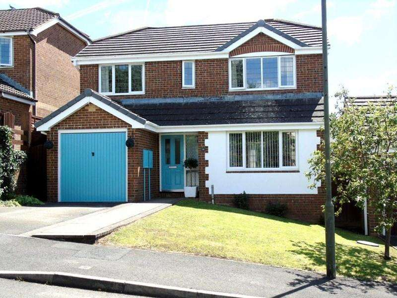 4 Bedrooms Detached House for sale in Livia Way, Lydney