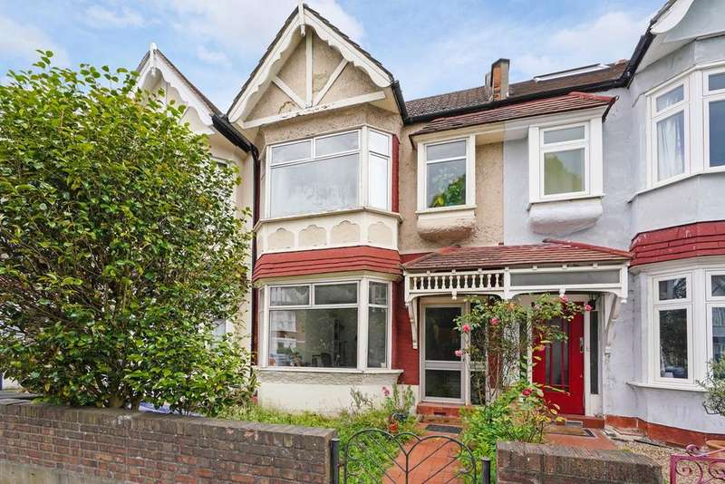 3 Bedrooms Terraced House for sale in Northcroft Road, Ealing, W13