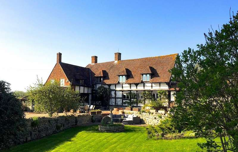 4 Bedrooms Detached House for sale in The Leigh, Gloucestershire, GL19