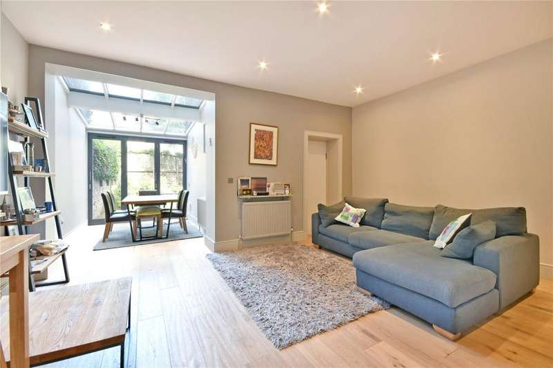 2 Bedrooms Apartment Flat for sale in Belsize Road, South Hampstead, NW6