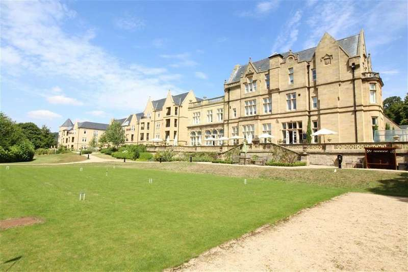 2 Bedrooms Apartment Flat for sale in St Elphins Park, Darley Dale, Matlock, Derbyshire