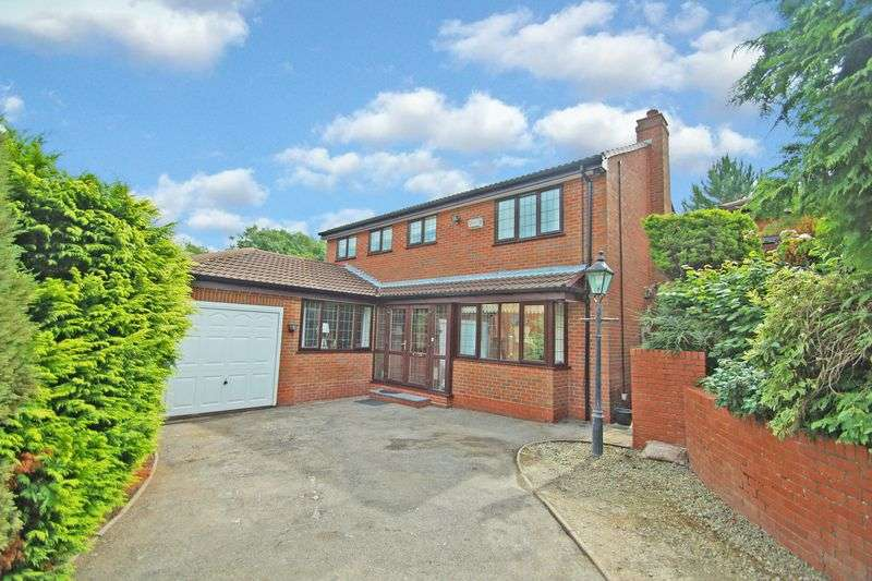 4 Bedrooms Property for sale in Nine Days Lane Wirehill, Redditch