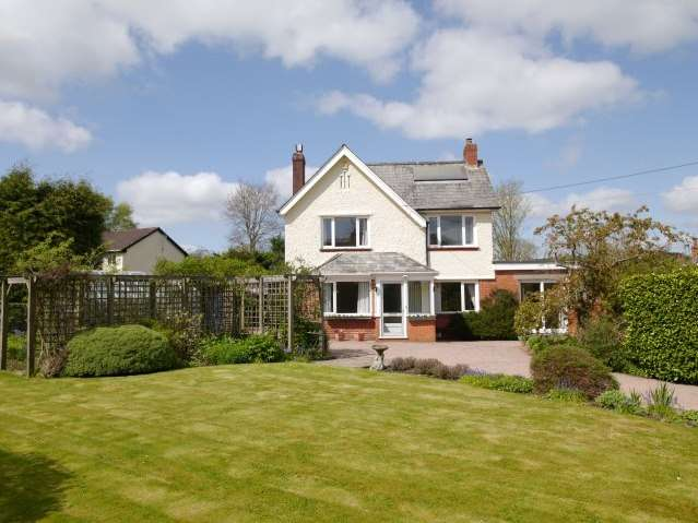 4 Bedrooms Property for sale in Cornhill, Hemyock, Cullompton