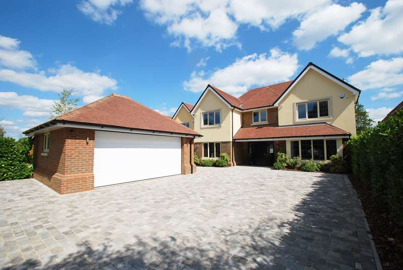 5 Bedrooms Detached House for sale in Crown Lane, Farnham Royal, SL2