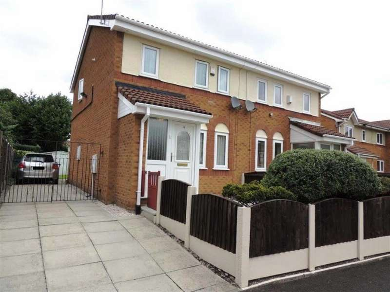 3 Bedrooms Semi Detached House for sale in Beeth Street, Openshaw, Manchester