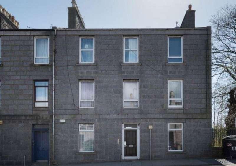 1 Bedroom Flat for sale in Flat B, 19, Belmont Road, Aberdeen