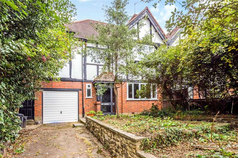 4 Bedrooms Semi Detached House for sale in Cromer Villas Road, London, SW18