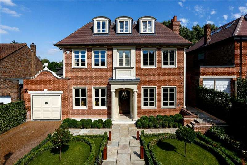 7 Bedrooms Detached House for sale in Lambourne Avenue, Wimbledon, SW19