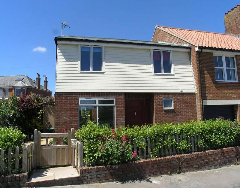 3 Bedrooms End Of Terrace House for sale in Marlborough Road, Southwold