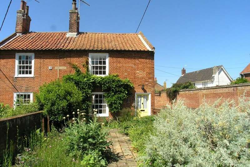 2 Bedrooms Cottage House for sale in Lorne Road, Southwold