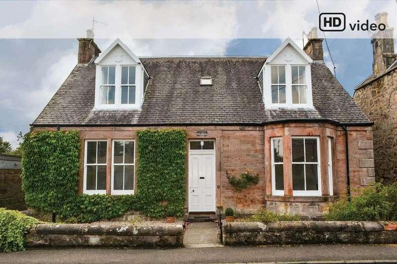 4 Bedrooms Detached House for sale in 38 McNabb Street, Dollar, Stirling, FK14 7DL
