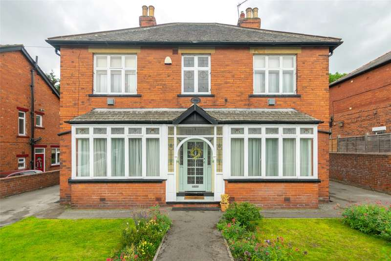 4 Bedrooms Detached House for sale in Ring Road, Farnley, Leeds, West Yorkshire, LS12