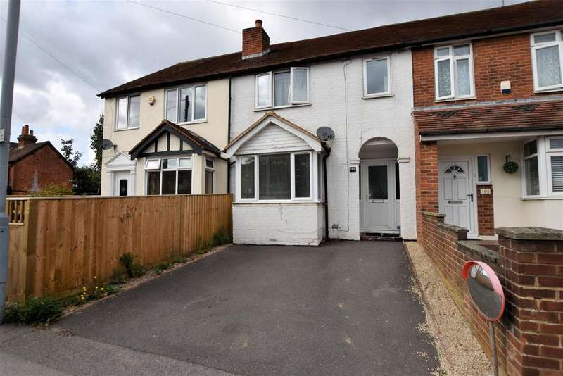 3 Bedrooms Terraced House for sale in Bath Road, Reading