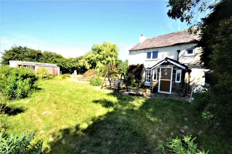 3 Bedrooms Semi Detached House for sale in Hollins, Plodder Lane, Bolton