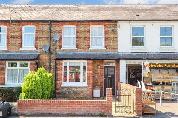2 Bedrooms Terraced House for sale in St Lukes Road, Old Windsor, Windsor, Berkshire
