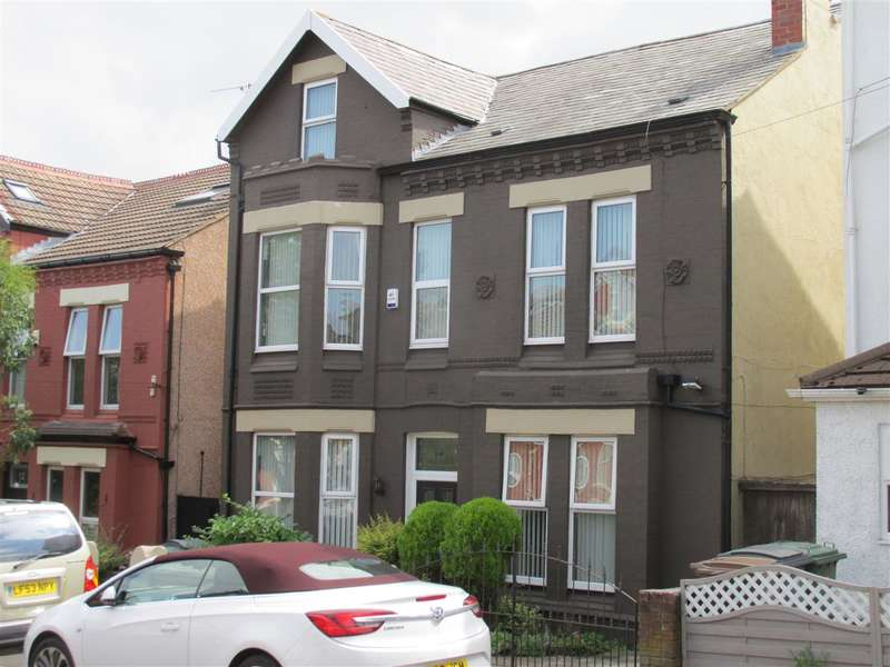 6 Bedrooms Detached House for sale in Hale Road, Wallasey