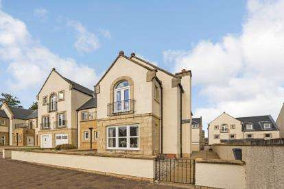 3 Bedrooms End Of Terrace House for sale in Bailey Grove, Inverkip