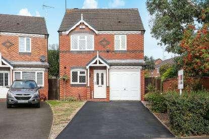 3 Bedrooms Detached House for sale in Grattidge Road, Acocks Green, Birmingham, .