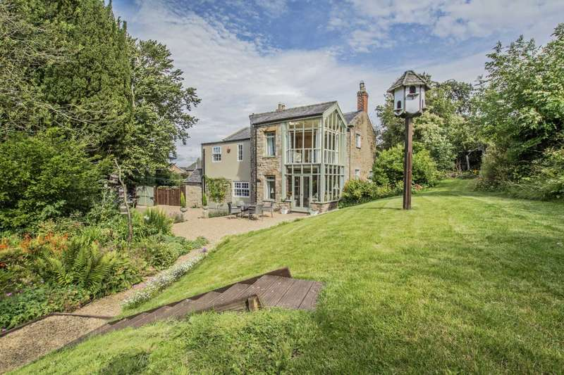 5 Bedrooms Detached House for sale in Causey Hill, Hexham