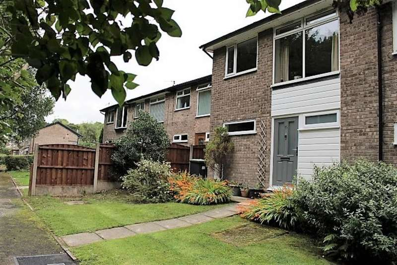 3 Bedrooms End Of Terrace House for sale in Turnlee Drive, Glossop