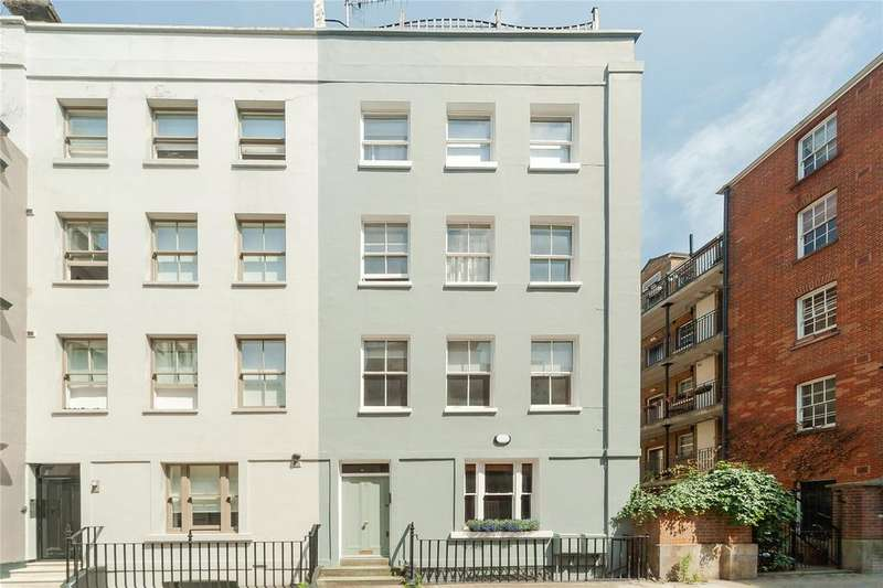 3 Bedrooms Maisonette Flat for sale in Willoughby Street, Bloomsbury, London