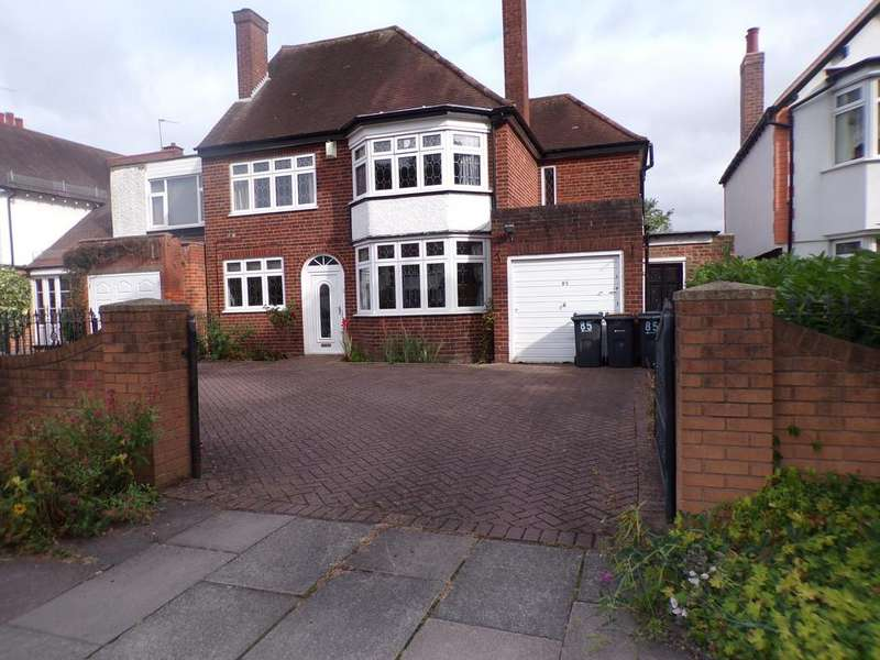 4 Bedrooms Semi Detached House for sale in Hazelwood Road, Acocks Green