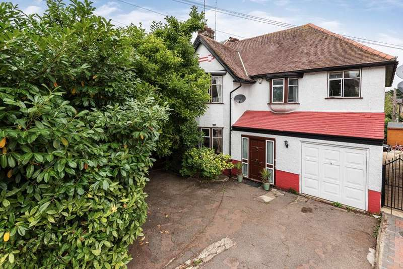 5 Bedrooms House for sale in Buxted Road, North Finchley N12, N12