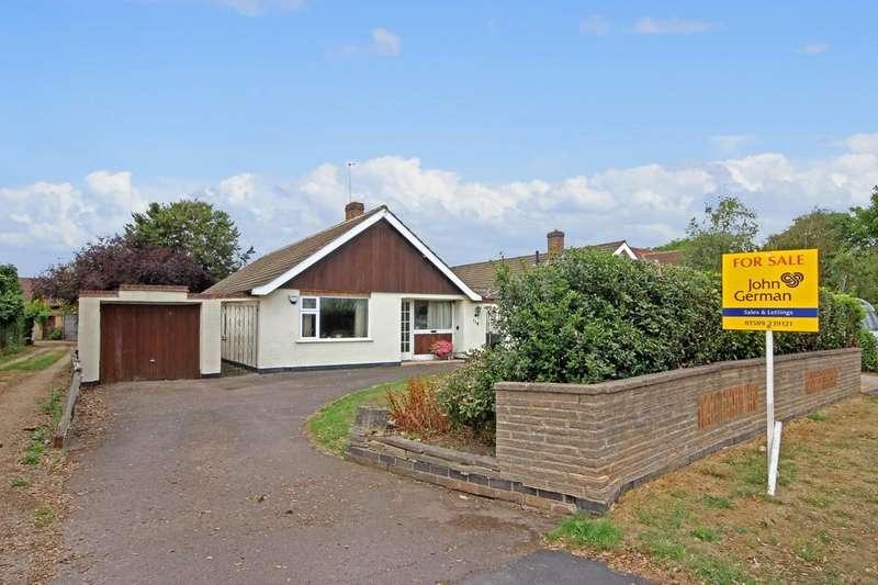 3 Bedrooms Detached Bungalow for sale in Barrow Road, Quorn