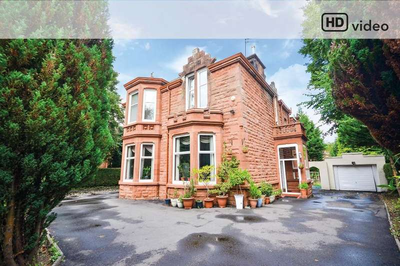 7 Bedrooms Detached House for sale in Terregles Avenue, Pollokshields, Glasgow, G41 4RU