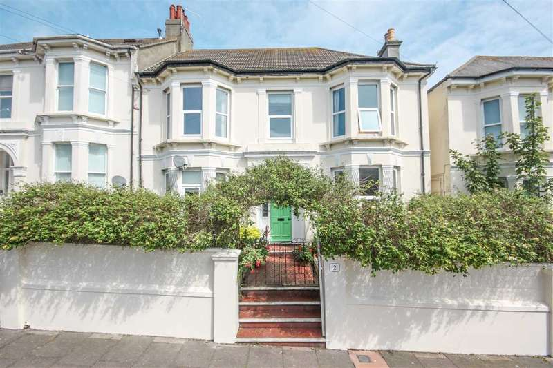 6 Bedrooms House for sale in Evelyn Terrace, Brighton