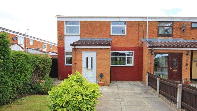 3 Bedrooms Property for sale in Victoria Falls Road, Netherley, Liverpool, L27