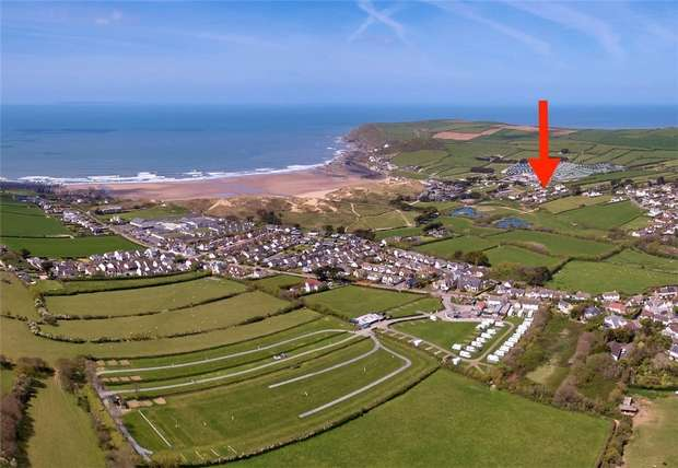 5 Bedrooms Detached House for sale in CROYDE, North Devon