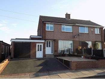 3 Bedrooms Semi Detached House for sale in High Meadow, Carlisle, CA2 7PZ