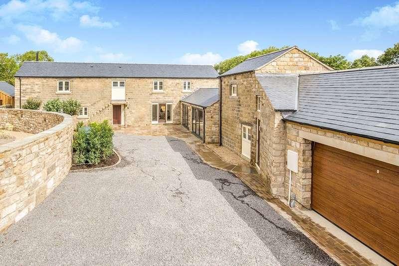 3 Bedrooms Detached House for sale in Juniper Farm Main Street, Weeton, Leeds, LS17