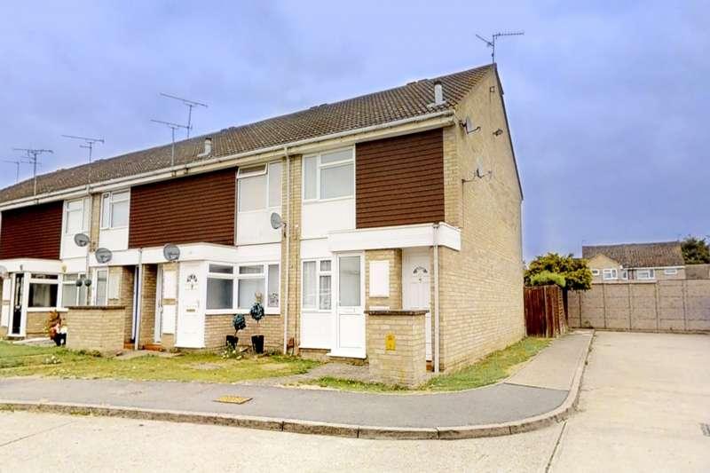1 Bedroom Flat for sale in Cubb Field, Aylesbury, HP19