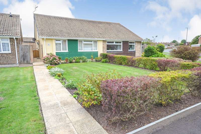 2 Bedrooms Bungalow for sale in Boswell Walk, Langney, Eastbourne, BN23