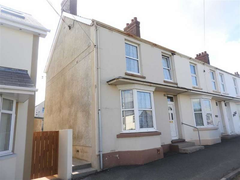 3 Bedrooms Terraced House for sale in CRYMYCH, Pembrokeshire