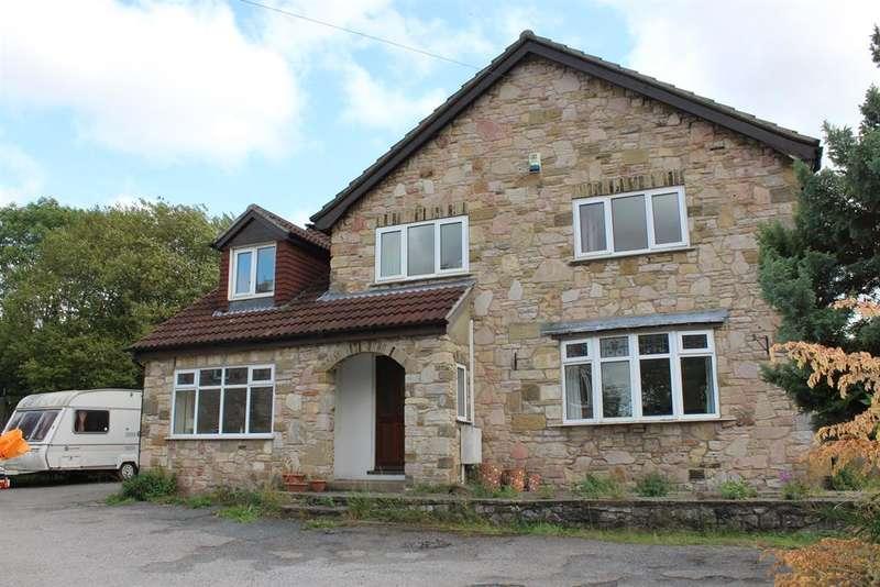 4 Bedrooms Detached House for sale in Parlington Lane, Aberford, Leeds, LS25 3EF