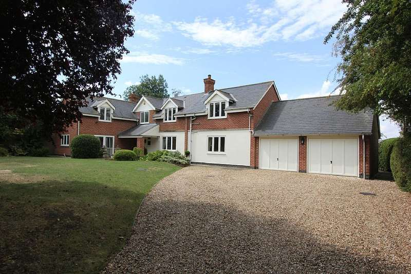 4 Bedrooms Detached House for sale in Green Lane, Granby, Nottingham, Nottinghamshire, NG13