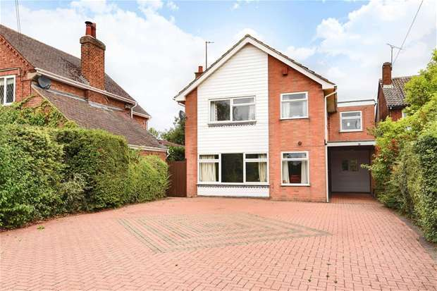 5 Bedrooms Detached House for sale in Oakley Road, Bromham